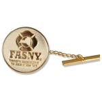 Jewelry – Tie Tac with Gold Logo