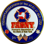 2021 Convention Challenge Coin