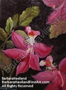 © Barbara Haviland-Texas Floral Artist