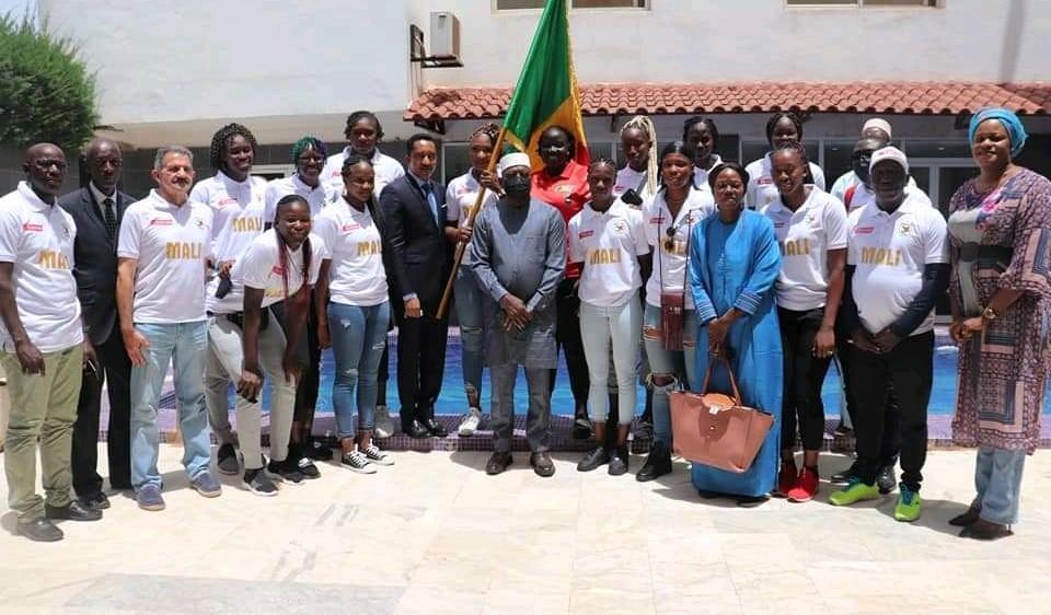 Afrobasket Women : Les Aigles Dames en route pour le Cameroun