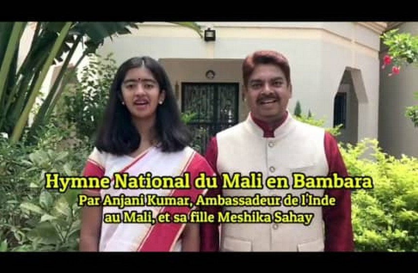61e anniversaire de l'indépendance du Mali : Le cadeau le plus précieux de l'ambassadeur de l'Inde