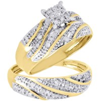 15 Photo of Engagement Rings And Wedding Rings Sets