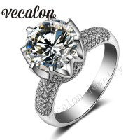 15 Inspirations of Western Wedding Rings For Women