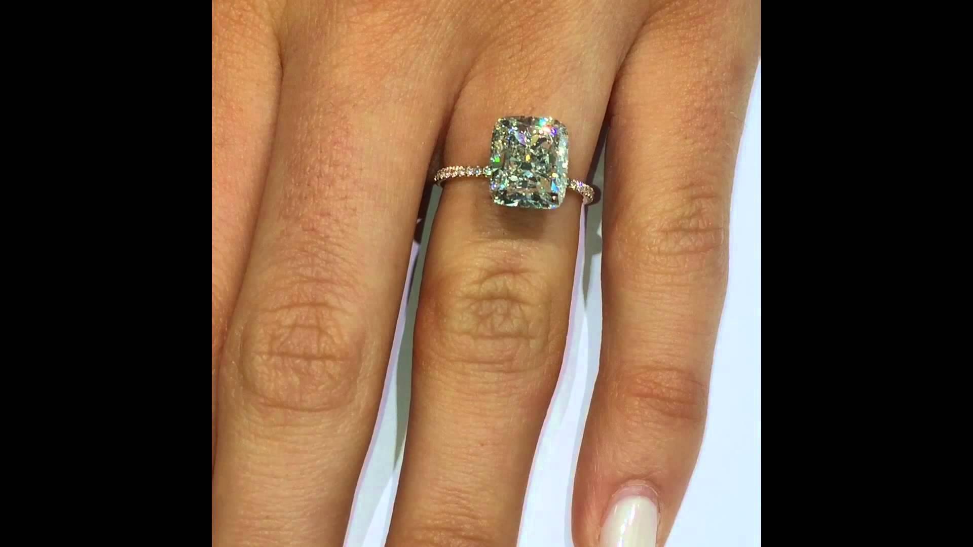 15 Best Ideas of 5 Carat Diamond Wedding Rings