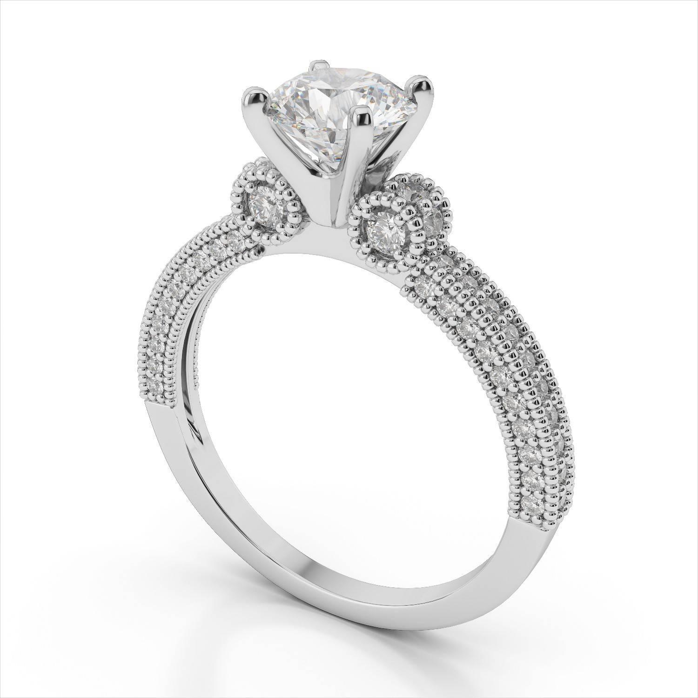 15 Inspirations of Vintage Wedding Rings Settings