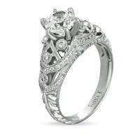 15 Inspirations of Unusual Diamond Wedding Rings