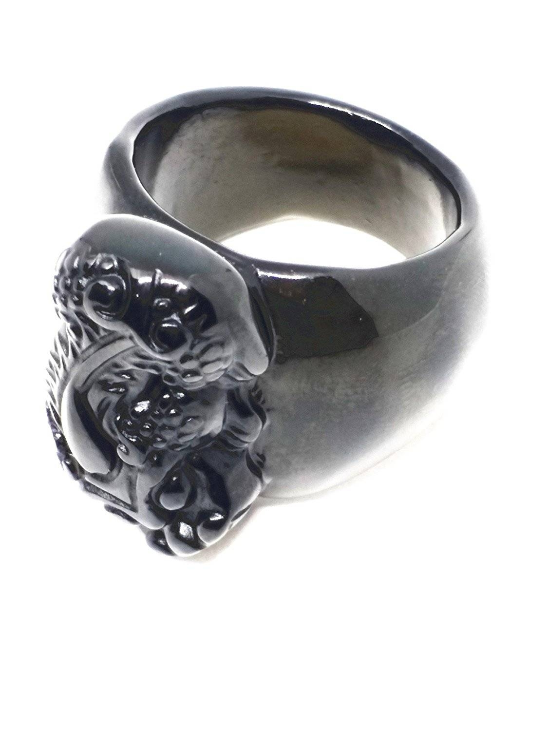 15 Best Of Obsidian Wedding Bands