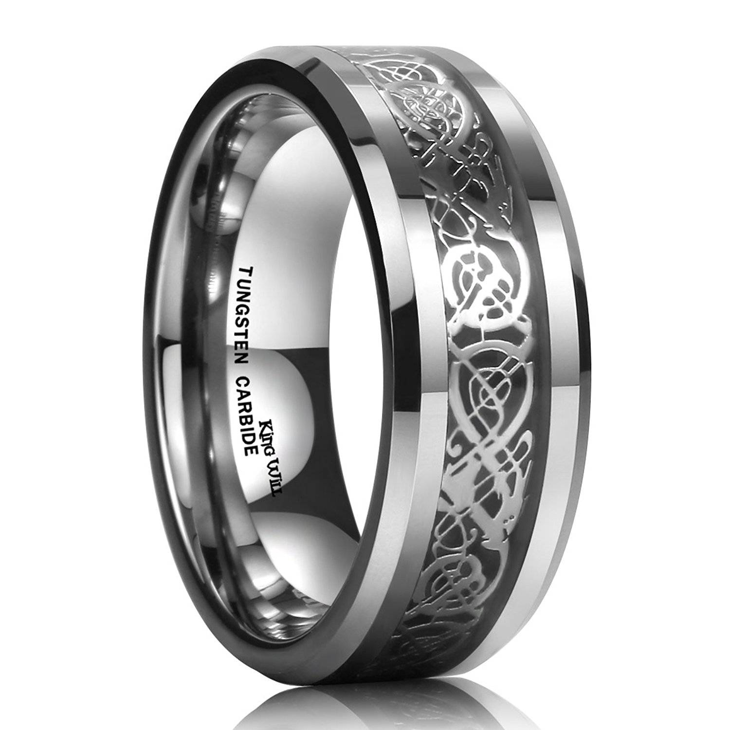15 Ideas Of Mens Wedding Bands Styles