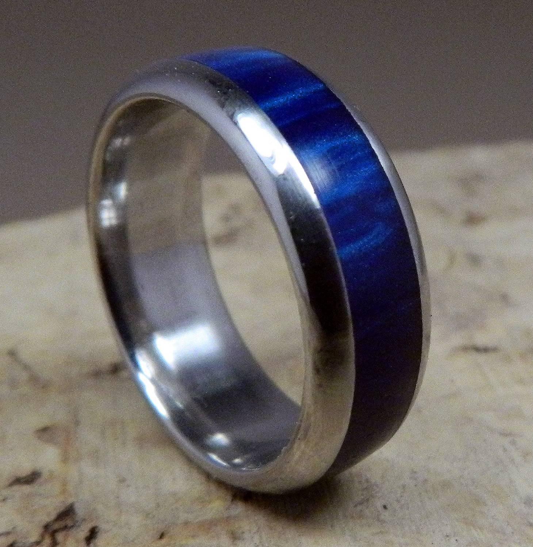 2018 Popular Handmade Mens Wedding Rings