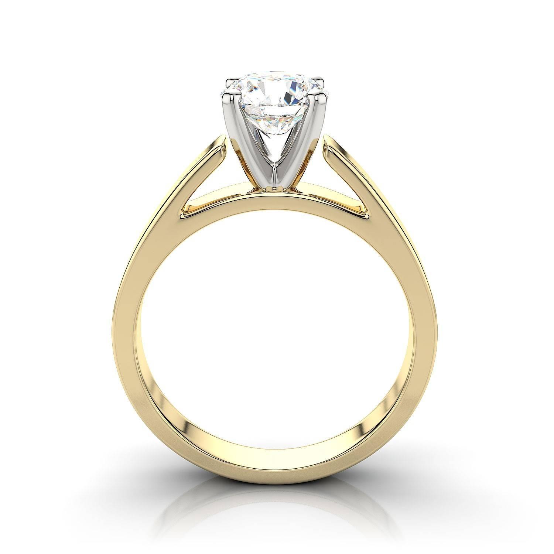 15 Best of Diamond Wedding Rings Settings