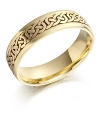 15 Best Ideas of Mens Gold Engagement Rings