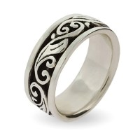 15 Collection of Celtic Wedding Bands Sets