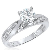 15 Best Collection of Cheap Wedding Bands For Her