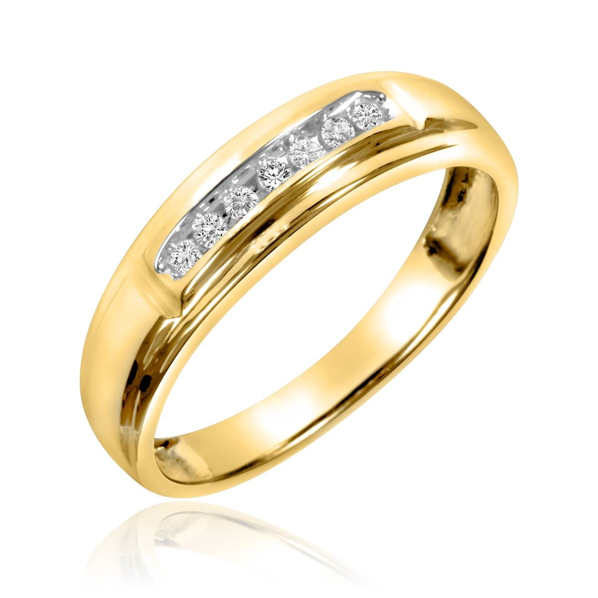 Engraved Gold Wedding Bands Trendy Sea Of Diamonds Sea Of