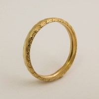 15 Best Ideas of 14 Carat Gold Wedding Bands