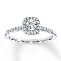 15 Photo of 10K Diamond Engagement Rings