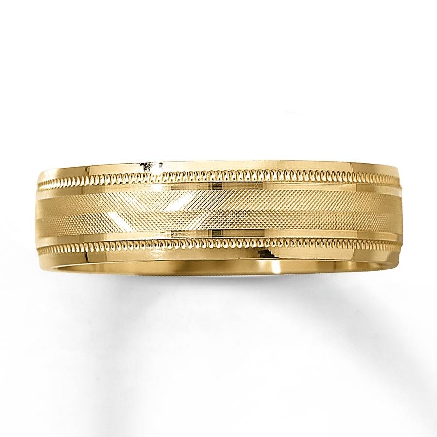 15 Best Ideas Of Male Gold Wedding Bands