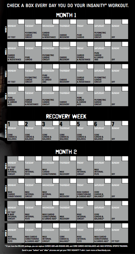 Insanity Workout Day 1 : insanity, workout, Shaun, Insanity, Workout, Download, Fasrhistory