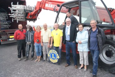 Lions club epernay - container