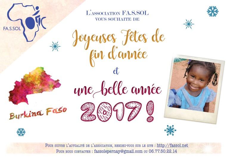 Voeux Fassol 2017
