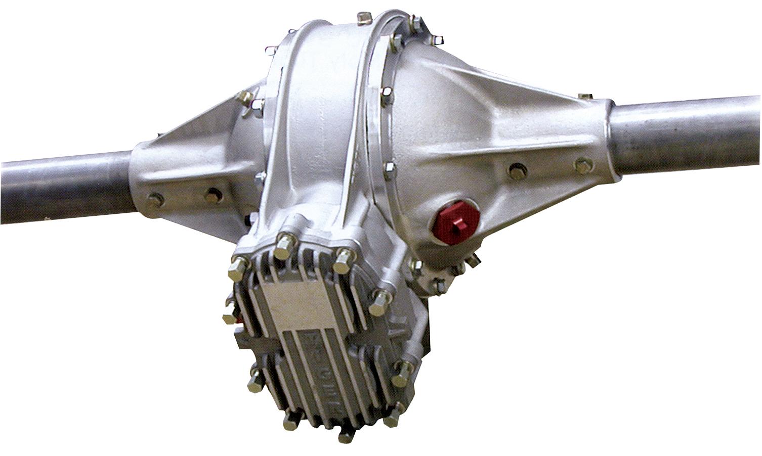 Complete Low Drag Kit Magnesium Center Section Aluminum Bells - Keyser Manufacturing