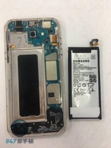 更換電池的老客戶關於他三星 A7電池膨脹的故事三星手機維修