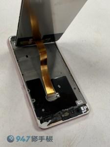 華為 P10 Plus 摔機被車輾過 好險只有螢幕面板破裂 ! 華為 手機維修