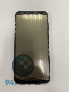 才剛買1個月的HTC U12 LIFE 螢幕玻璃就被小孩給拆解了!! HTC手機維修!!