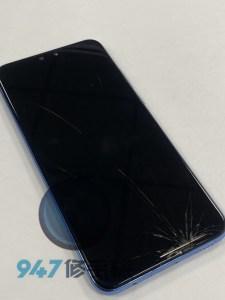 螢幕不顯示的華為Y9 2019!!華為手機面板維修