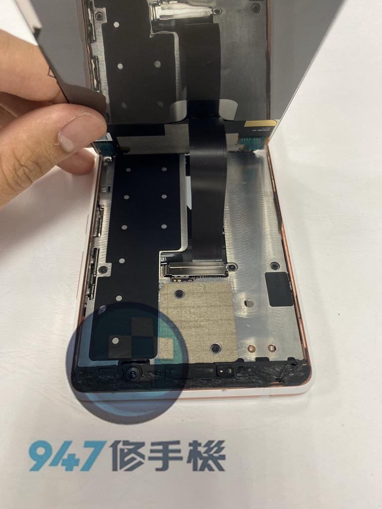 NOKIA 7+手機維修_面板更換_電池更換03