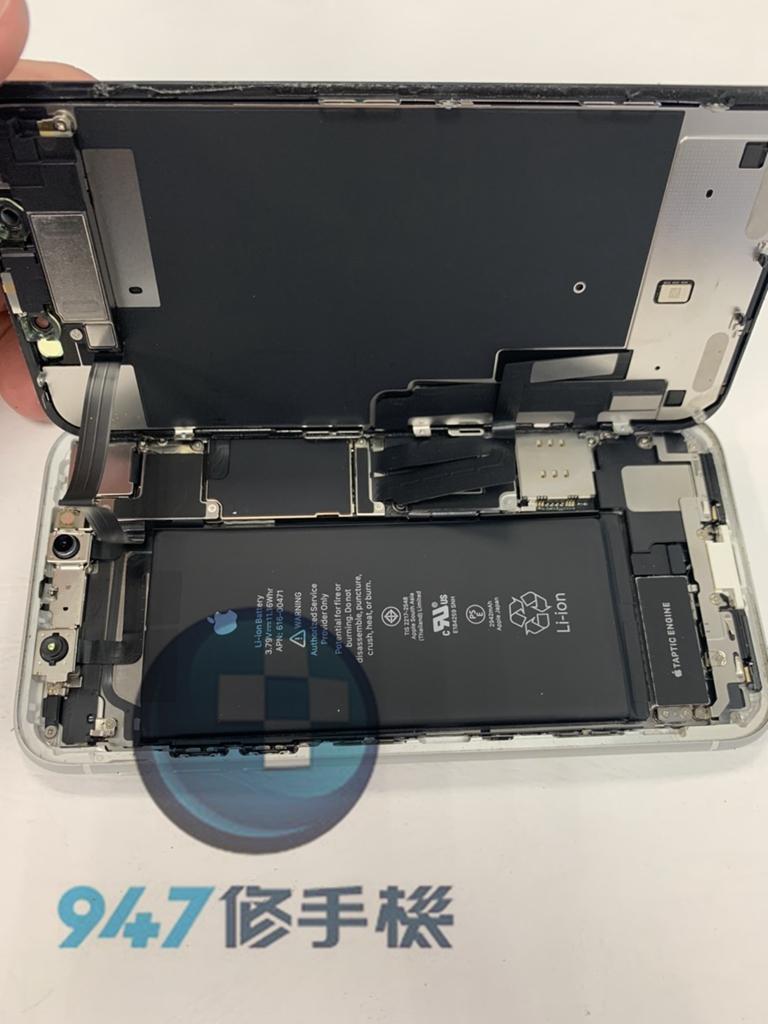 IPHONE XR手機維修_電池更換_面板更換02