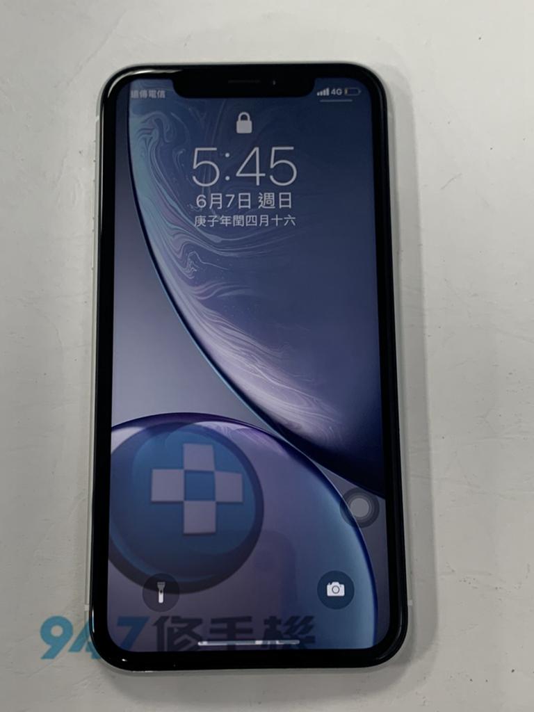 IPHONE XR手機維修_電池更換_面板更換05
