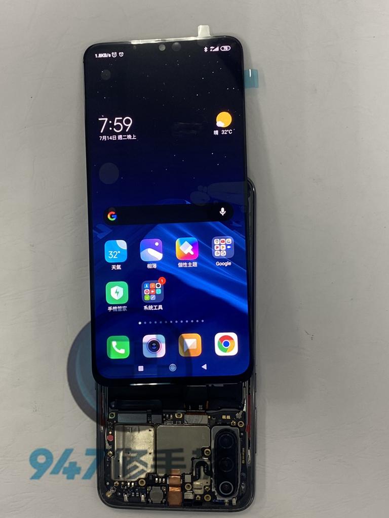 9手機維修_電池更換_面板更換04