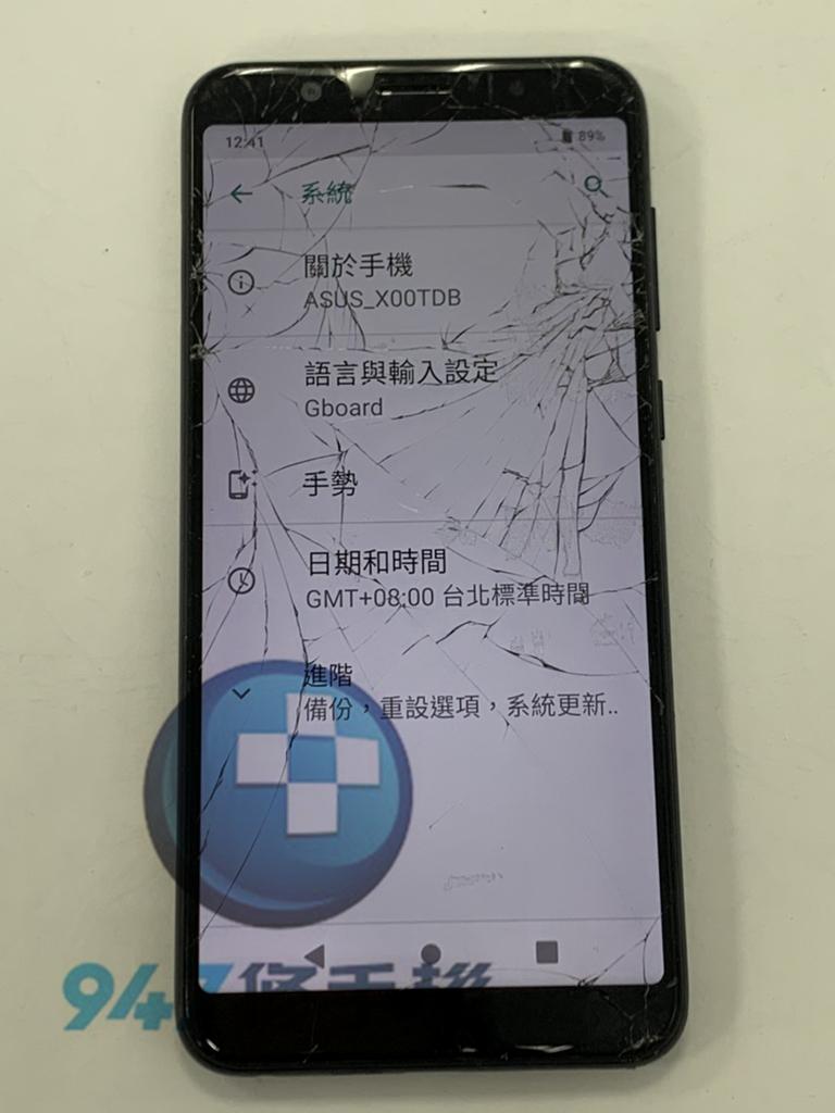 ASUS M1手機維修_電池更換_面板更換01