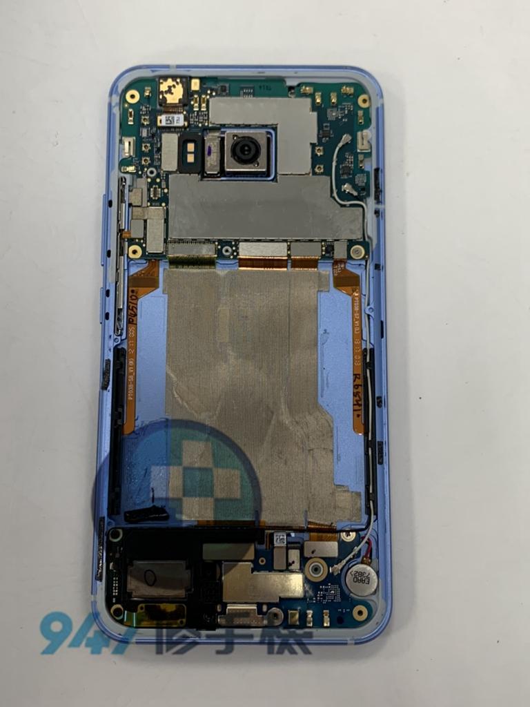 HTC U11手機維修_電池更換_面板更換03