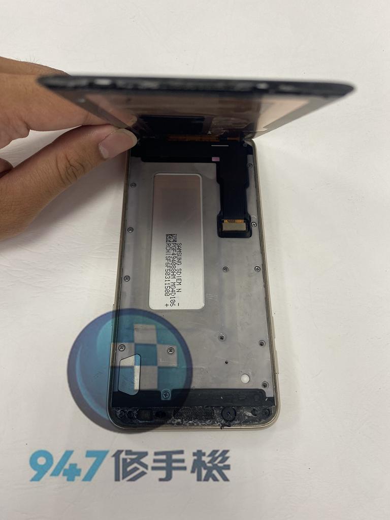 J6手機維修_電池更換_面板更換_尾插更換03