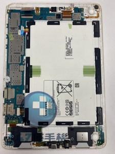 頻頻修理的三星面板 P555Y 三星平板維修