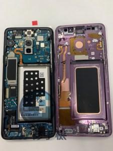 三星S9+才剛過保觸控螢幕就壞掉?無奈的機主 samsung手機維修