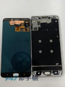 面板分離的OPPO R9+螢幕到底發生了甚麼? OPPO 面板維修