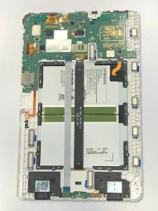 我的P580怎麼插上充電線有充電符號卻又一直掉電呢?三星平板維修