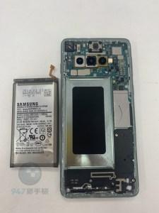 電池超級膨脹的三星S10!! 三星手機維修