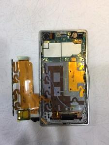 奇怪怎麼SONY Z1都沒辦法調音量呢?快來947修手機檢測!SONY手機維修