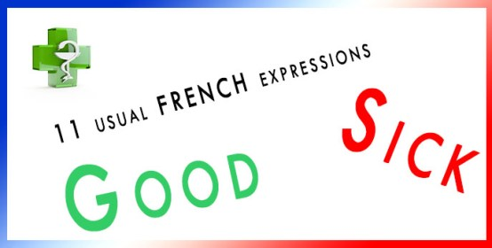 usual FRENCH expressions