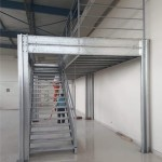 estructura para mezzanines