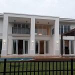 estructura para vivienda unifamiliar en Panamá
