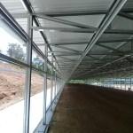 estructura para galera avícola metalica