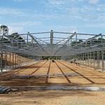 estructura metalica para naves pollos