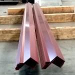 Canales para techo 4