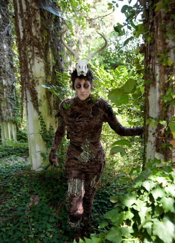 Southern Gothic Halloween Elizabeth Deramus