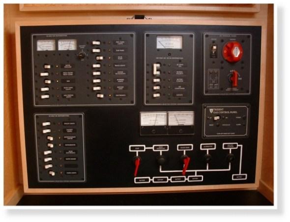 Nav station detail